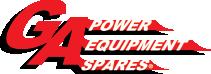 GA Spares Logo
